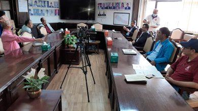 Photo of नेपाल टेलिभिजन र राष्ट्रिय बाणिज्य बैंकबीच सम्झौतापत्रमा हस्ताक्षर कार्यक्रम