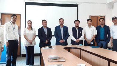 Photo of नेपाल टेलिभिजन र वैदेशिक रोजगार बोर्डको सचिवालयबीच सम्झौता कार्यक्रम