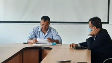 Photo of नेपाल टेलिभिजन र कृषि सूचना तथा प्रशिक्षण केन्द्रबीचको सम्झौता कार्यक्रम